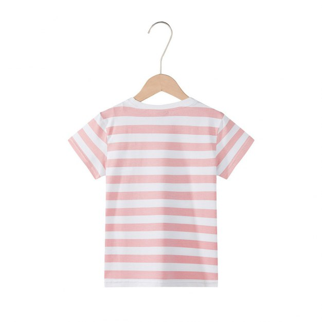 Round Neck Standard Girls' T-Shirt