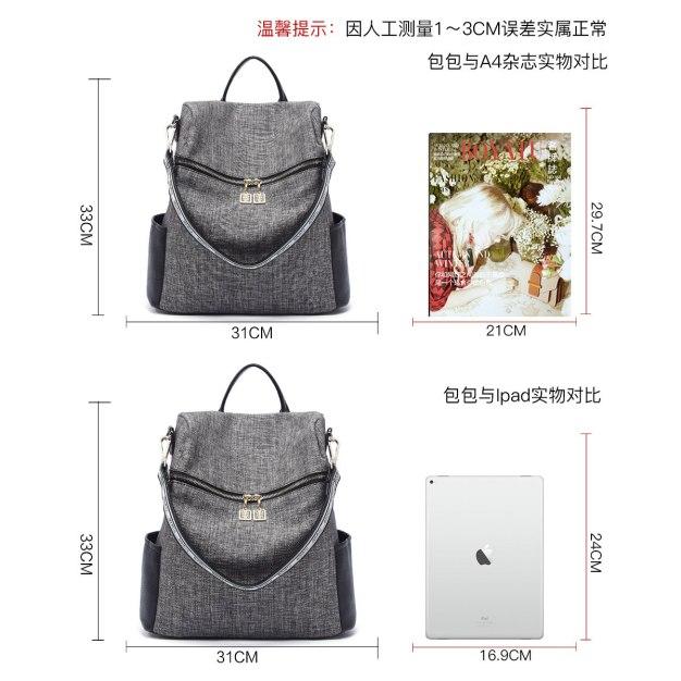 Big Plain Women's Backpack