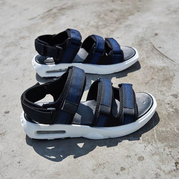 Blue Portable Men's Sandals