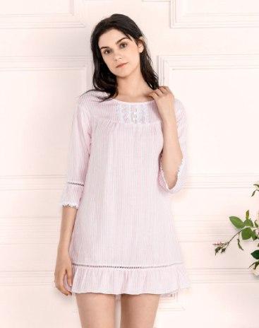 Cotton Thin Women's Sleepwear