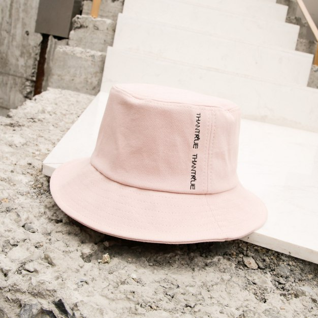 Boater Cotton Bucket Hat Hat & Cap