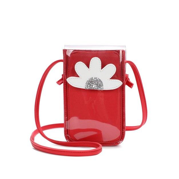 Red Women's Crossbody Bag