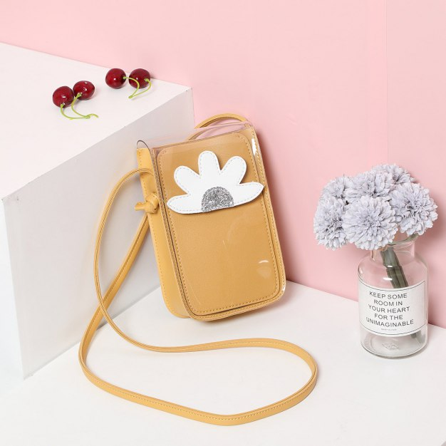Yellow Women's Crossbody Bag