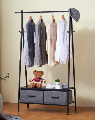 Black Clothes Drying Racks