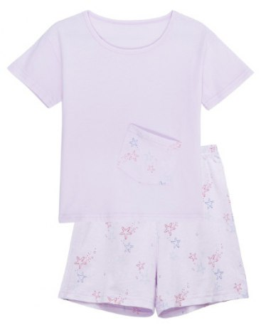 Purple Girls' Loungewear