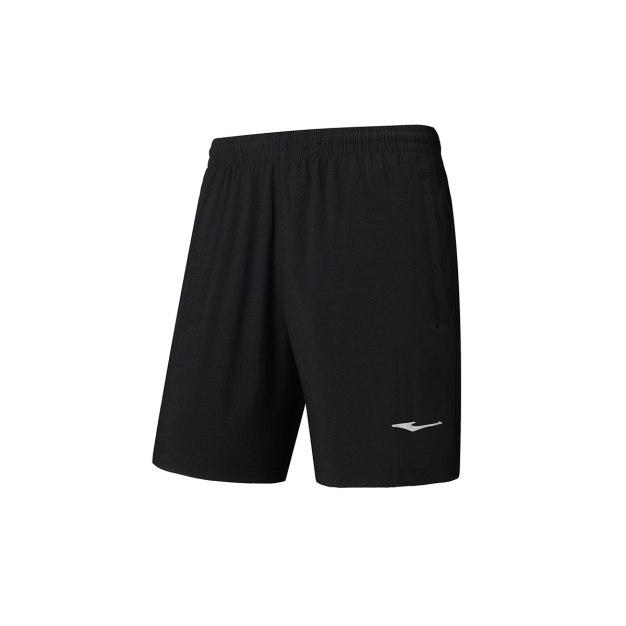 Black CroppedPants Quick Drying Men's Pants