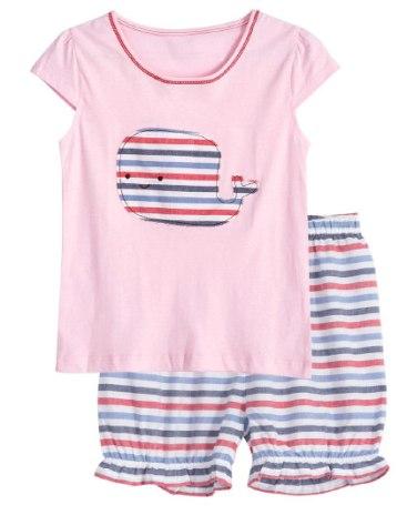 Pink Girls' Loungewear