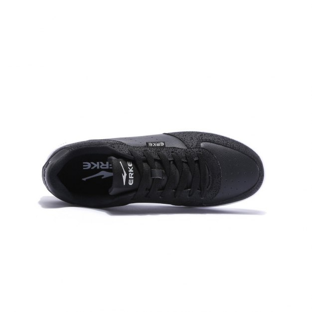 Black Warm Office Men's Sneakers