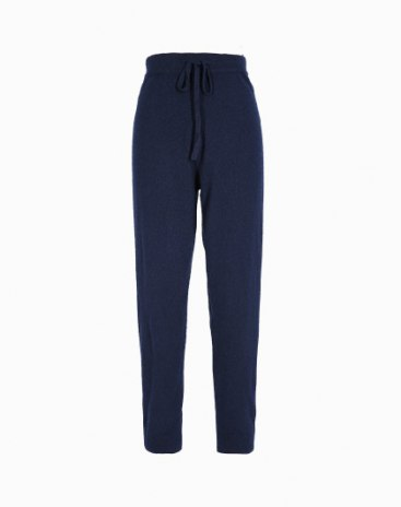 Blue Bandage Long Women's Pants
