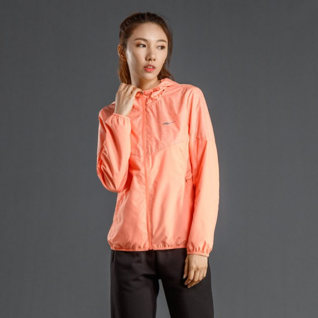 Long Sleeve Fitted Quick Drying Women's Outerwear