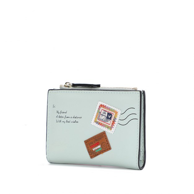 PU Purse(Short) Small Women's Wallet