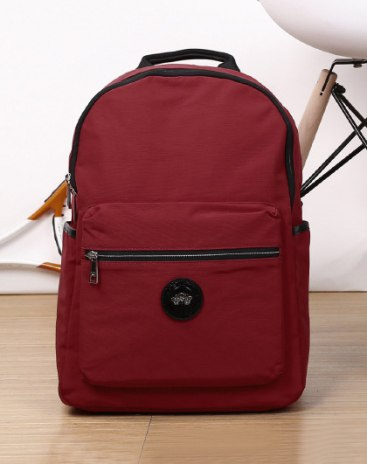 Red Big Logo Women's Backpack