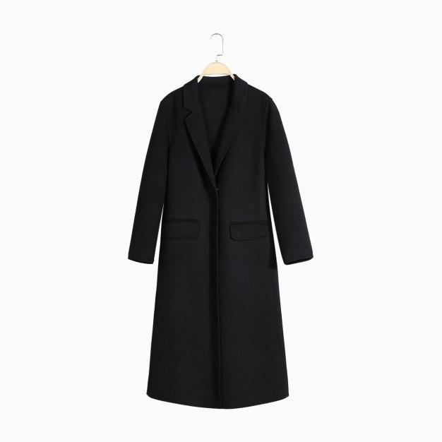 Black Women's Coat