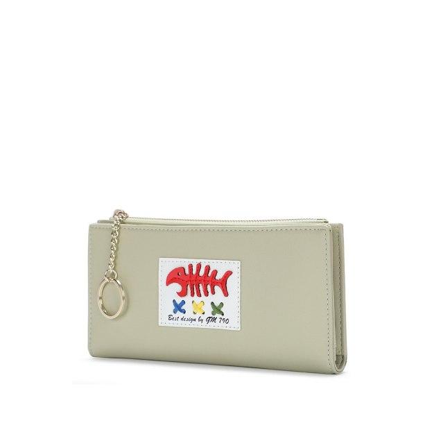 PU Purse(Long) Big Women's Wallet