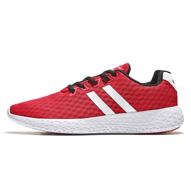 Red Pu Anti Skidding Women's Casual Shoes