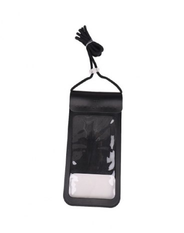Black Cellphone Protective Bag