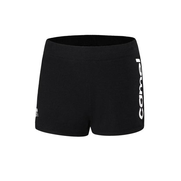 Black Short Women's Pants