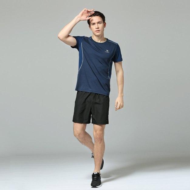 Indigo Short Sleeve Men's T-Shirt