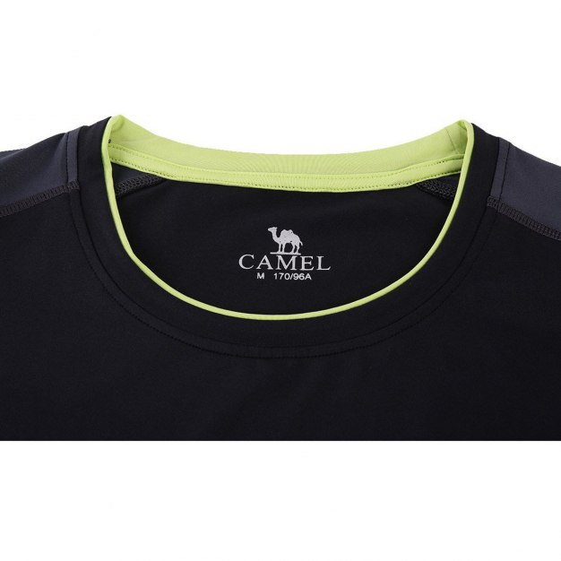 Black Short Sleeve Men's T-Shirt
