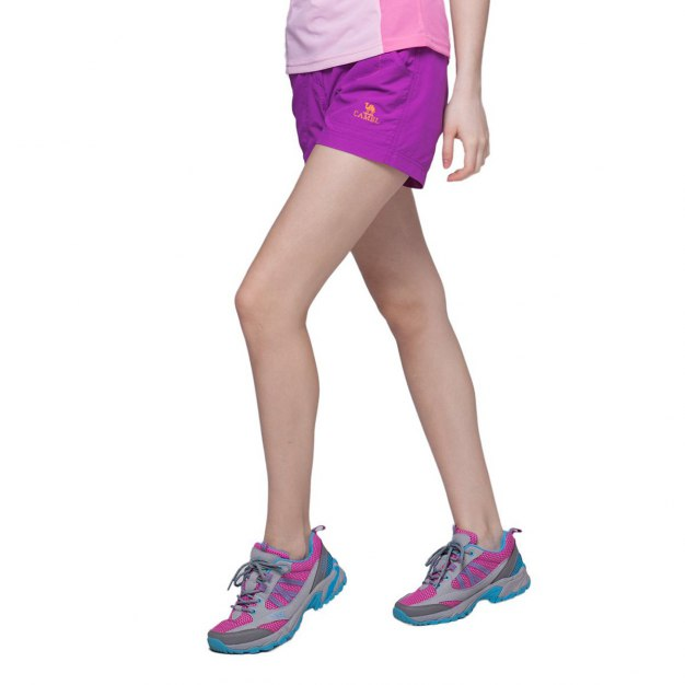Purple Short Women's Pants