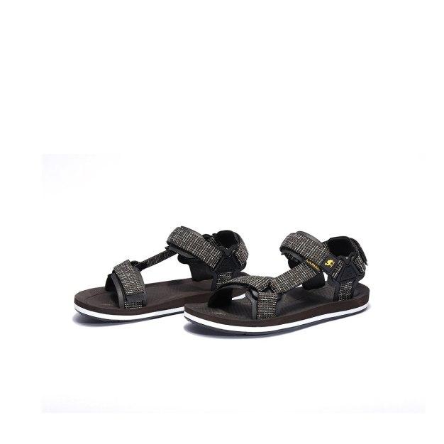 Brown Anti Skidding Outdoor Men's Sandals