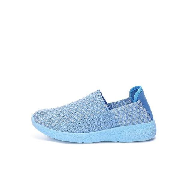 Blue Women's Casual Shoes