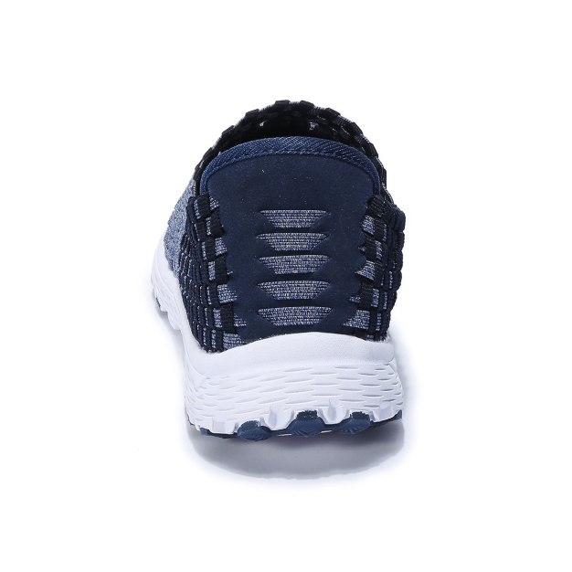 Blue Pu Men's Casual Shoes