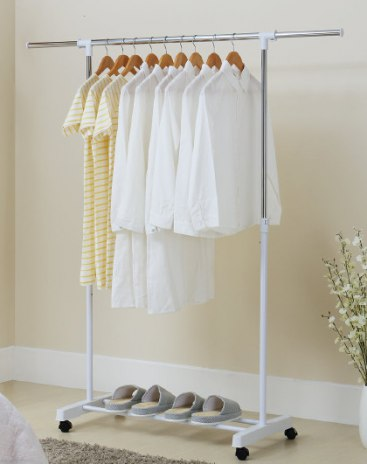 White Stainless Steel Hangers