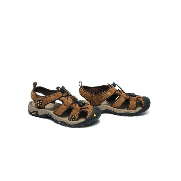 Camel Anti Skidding Outdoor Men's Sandals