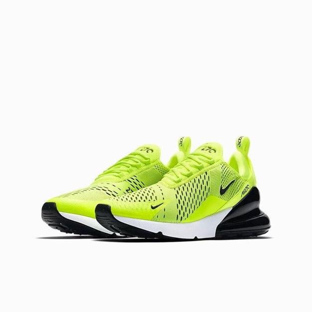 Yellow Men's Sneakers