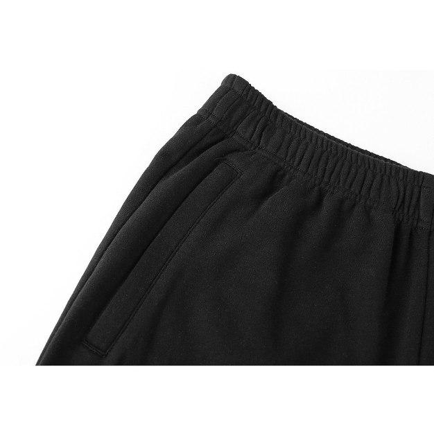 Black Long Men's Pants