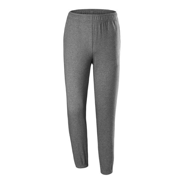 Gray Long Men's Pants