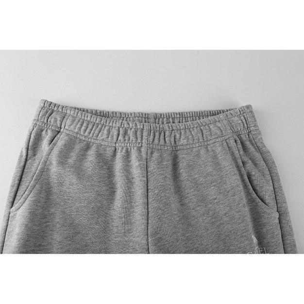 Gray Long Women's Pants