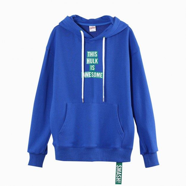 Blue Women's Sweatshirt