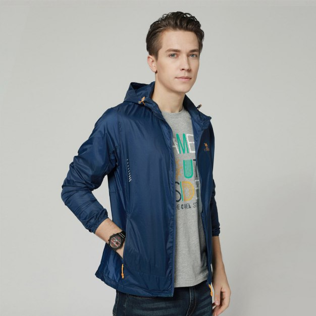 Quick Drying Men's Windbreaker