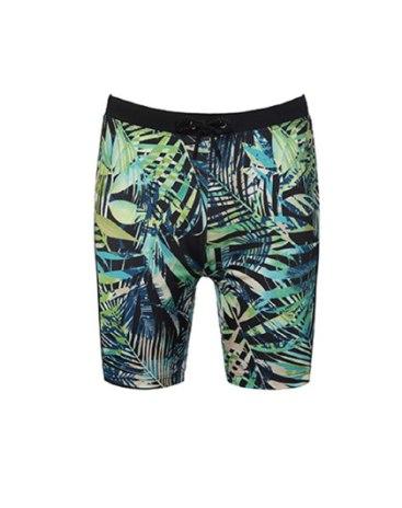 Green Men's BeachTrousers