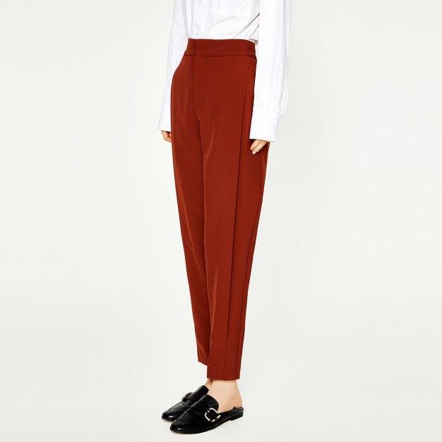 Coffee Long Women's Pants