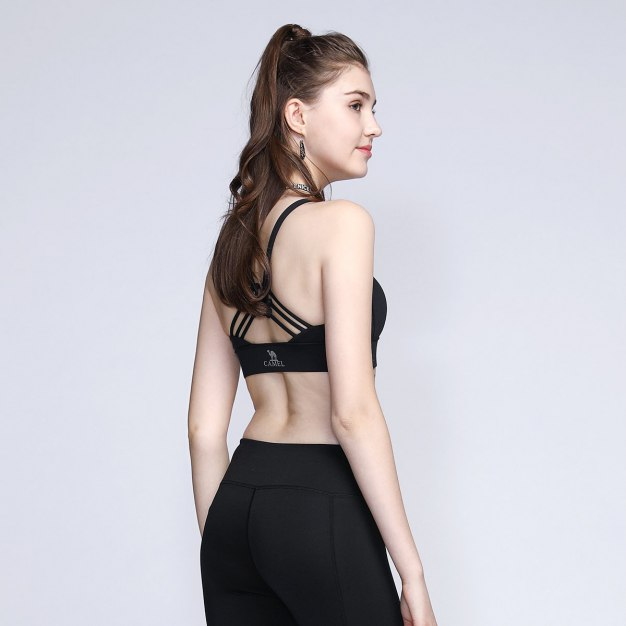 Black Tight Women's Cami