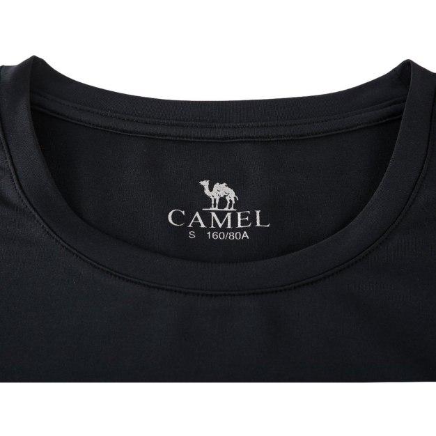 Blue Round Neck Short Sleeve Women's T-Shirt