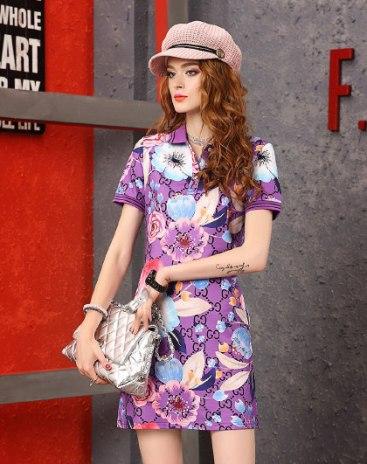 Purple Women's Dress