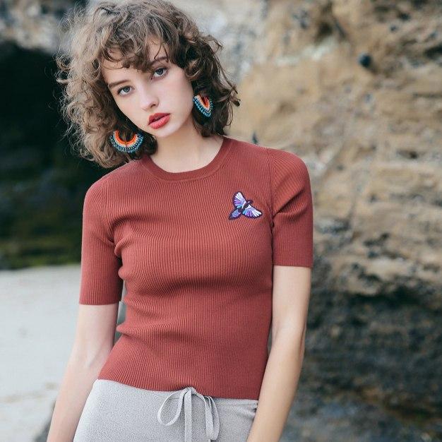 Brown Women's Knitwear