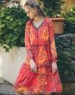 Colourful Women's Dress