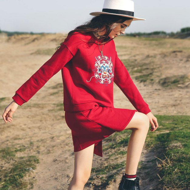Red Women's Co-Ords