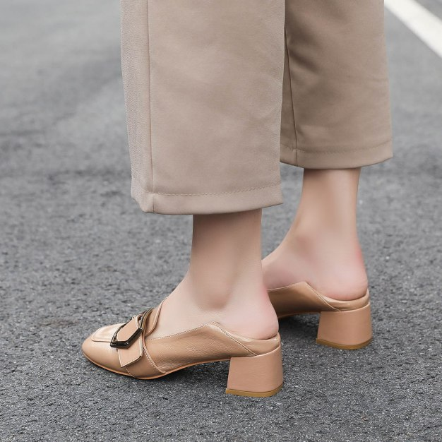 Brown Women's Pumps