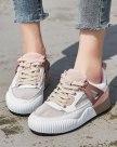 Round Head Internal Heighten Women's Sport Shoes