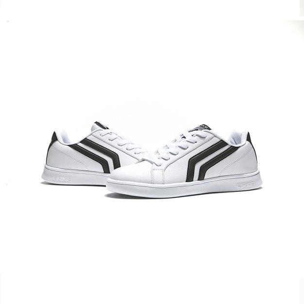 Black Wear-Resistant Office Men's Sneakers