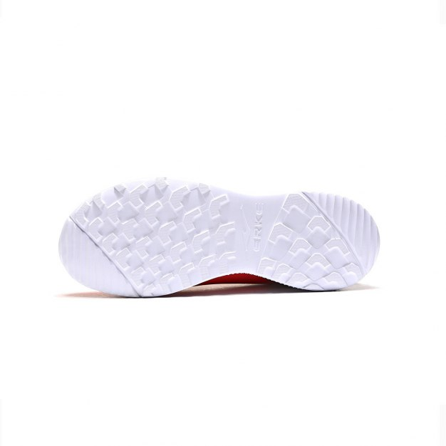 Red Pu Wear-Resistant Women's Casual Shoes