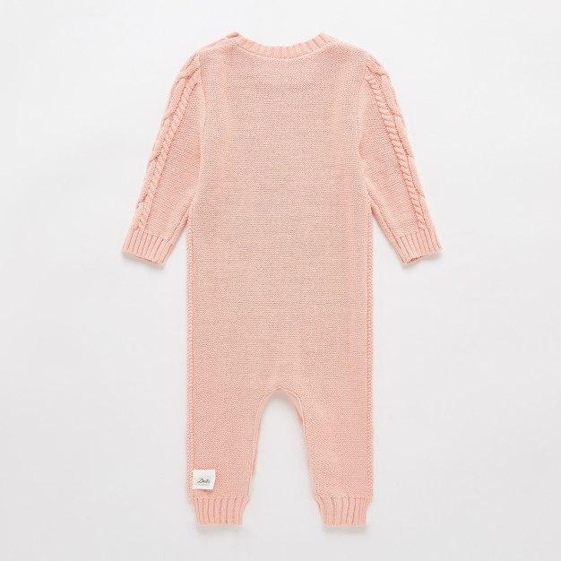 Long Sleeve One-Piece Baby's Bodysuit