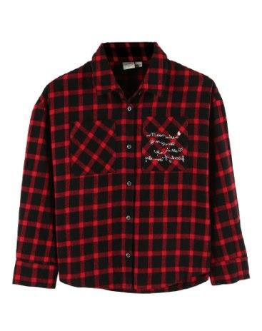 Long Sleeve Standard Girls' Shirt