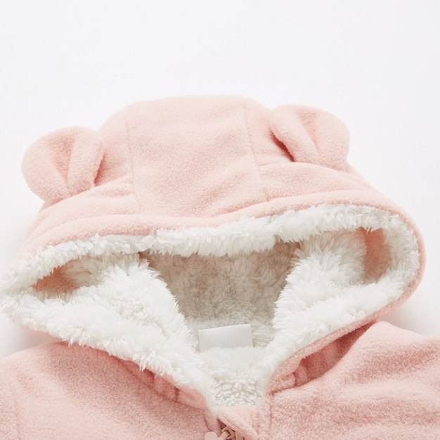 One-Piece Long Sleeve Baby's Outerwear